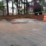 Dumpster Pad Concrete