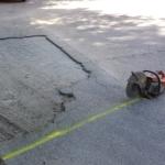 concrete demo saw